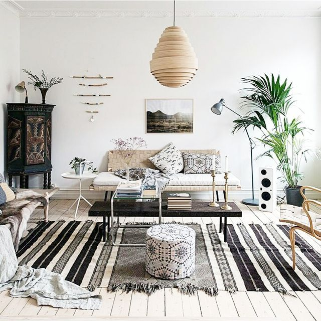 Best Bohemian Interior Design Images On Pinterest Balcony - Bohemian interior design ideas