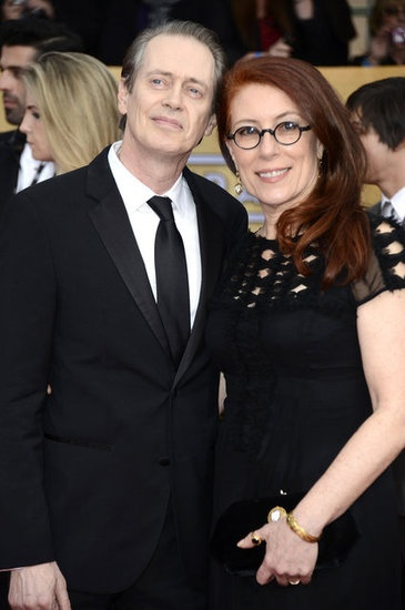 Steve Buscemi and Jo Andres #SAGAwards