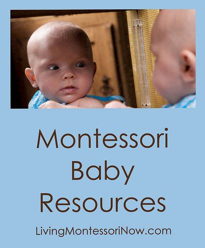 Today, I want to share a compilation of Montessori-friendly baby resources focusing on birth to age 1.