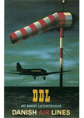 Ib Andersen - DDL, Danish Air Lines