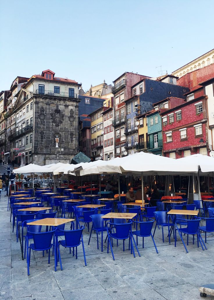 the waterfront in the ribeira | porto travel guide from coco kelley