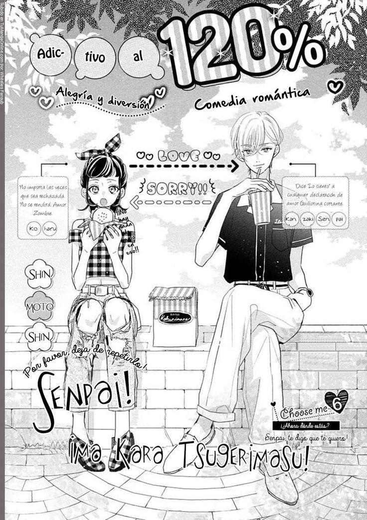 Senpai! Ima Kara Tsugerimasu! Capítulo 6 página 1 (Cargar imágenes: 10) - Leer Manga en Español gratis en NineManga.com
