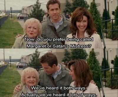 Do you prefer being called.. ~ The Proposal (2009) ~ Movie Quotes #amusementphile