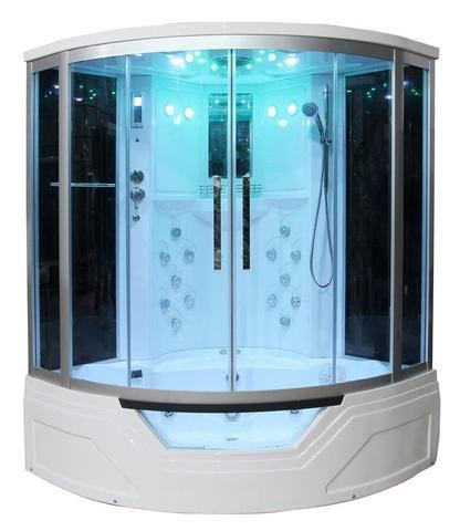 Eagle Bath WS-703 Steam Shower w/ Whirlpool Bathtub Combo Unit