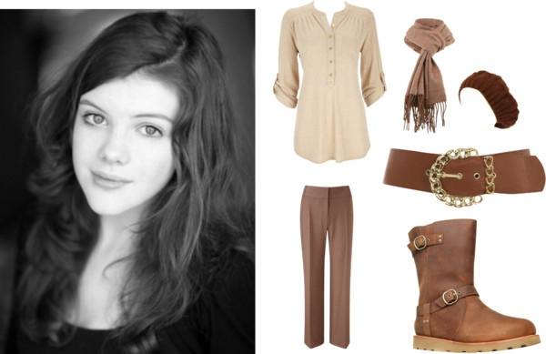 """Shake It Up Chicago-Abby Pevensie"" by george-sprouse ❤ liked on Polyvore"