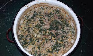 Retete cu margareta cismasiu: Pilaf de orez  cu legume si muschi de porc la cupt...