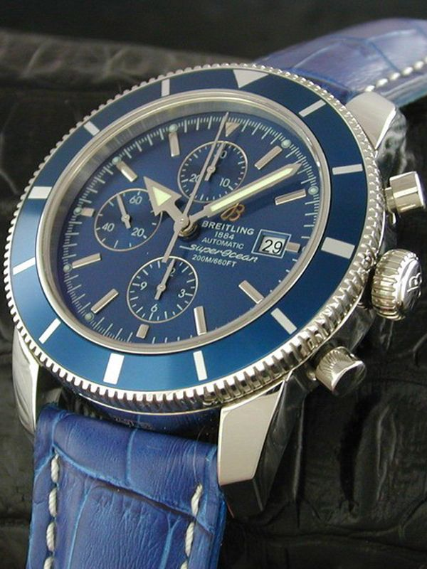 Replica Designer Clothes And Shoes Superocean Heritage blue