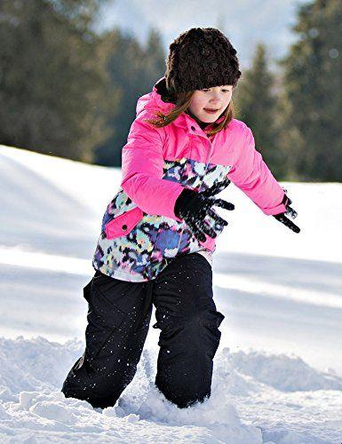 e0e4342c3 Amazon.com  Therm Fully Insulated Snowrider Ski Jacket
