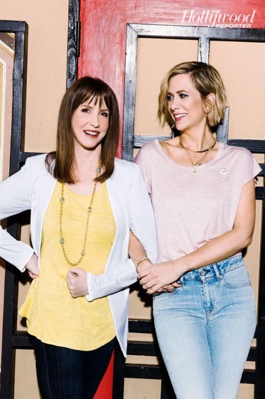 SNL 40. Laraine Newman & Kristen Wiig