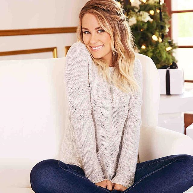 have we mentioned how much we love sweater weather? we're currently craving cozy, comfy knits, and our personal favorite is this cute one that @laurenconrad designed for her @lclaurenconrad collection ❤️ {sign up for @liketoknow.it, double tap this  and shop her entire look from your email inbox} www.liketk.it/1YfEA #liketkit