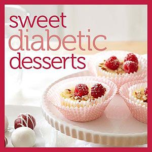 Diabetes-Friendly Dessert Recipes by Pastry Chef Stacey Harris