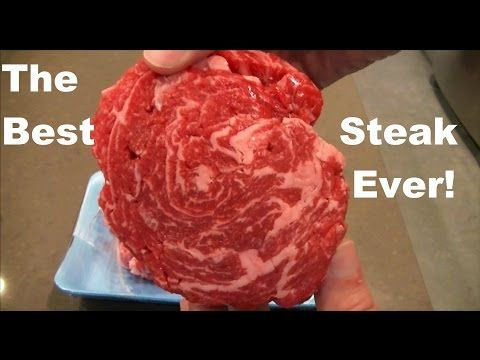 Prime Ribeye Cap Cooked Sous Vide is the Best Steak Ever! - YouTube