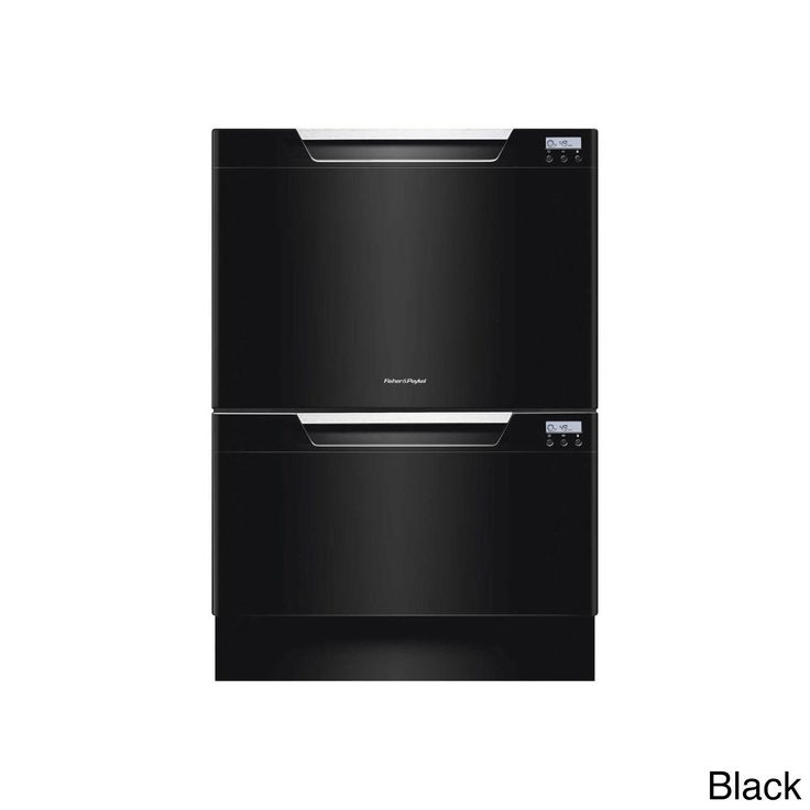 DCS Fisher & Paykel DishDrawer Series Semi-Integrated Double Drawer Dishwasher