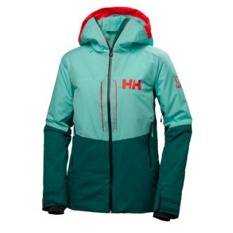 I love this ski jacket from Helly Hansen - amazing quality