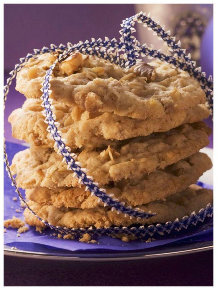 Dieses gesunde Keksrezept ist ideal für den Hunger zwischendurch: Hafer-Kekse
