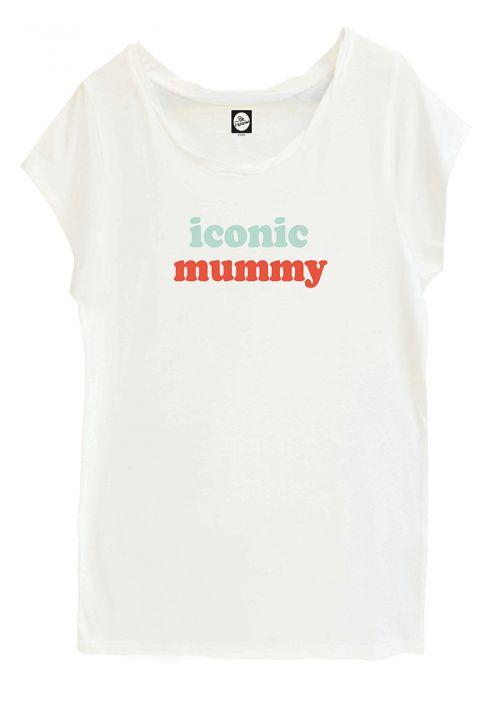 T-Shirt Iconic Mummy