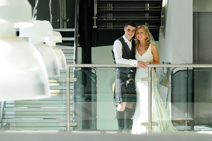 Gail & Chris Wedding - Easter Road Stadium, Leith