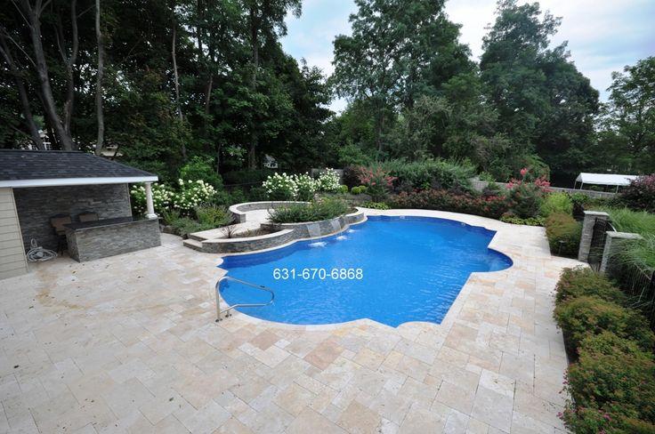 Centre Island 11771 Swimming Pools, Landscape & Masonry Designer Contractor Company   http://deckandpationaturalstones.com/swimming-pool-Gunite-Vinyl-Fiberglass-Builders-long-island-ny.html
