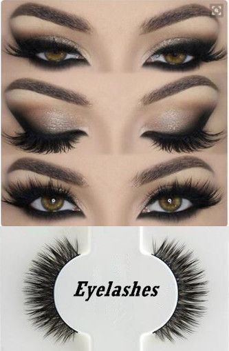 how to make eyelashes look thicker without makeup