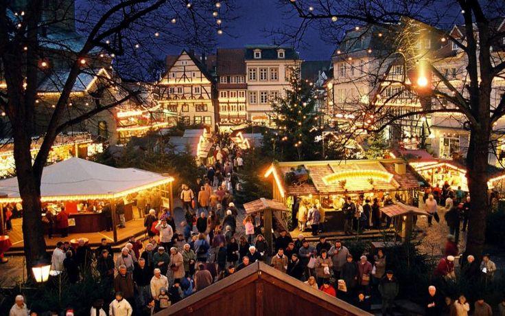 Weihnachtsmarkt Soest vom 24.11.-22.12.