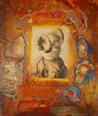 Shy Shaman - Jane Ash Poitras