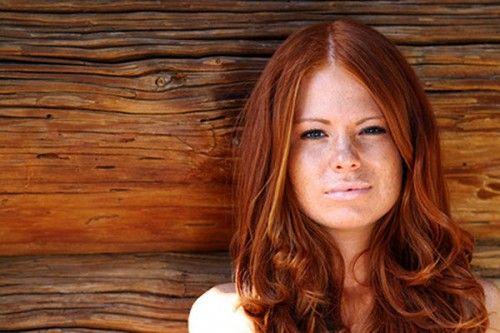 Auburn Red Hair Dye