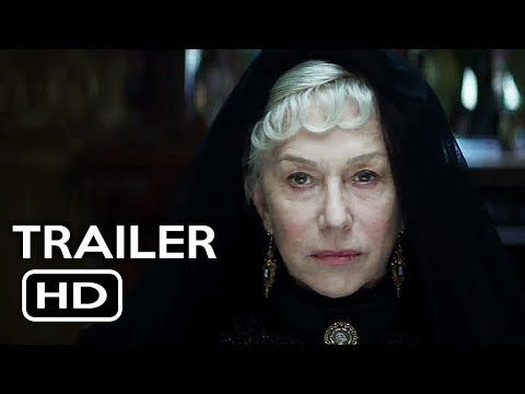 Winchester Official Trailer #1 (2018) Jason Clarke, Helen Mirren Horror Mystery Movie HD - YouTube