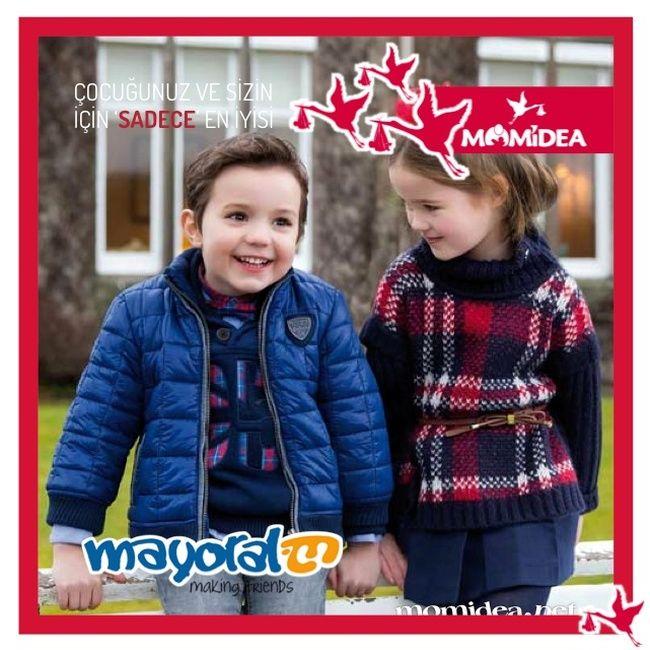 Yenidoğan bebek koleksiyonu ve 0-6 yaş çocuk giyiminde Avrupa'nın en beğenilen markası MAYORAL, özel katı ile MOMIDEA POINT BORNOVA'da sizlerle olacak.. #eniyisi #momidea #iyioliyişeyleryap #mayoral #mayoralkids #mayoralboy #mayoralgirl www.momidea.net