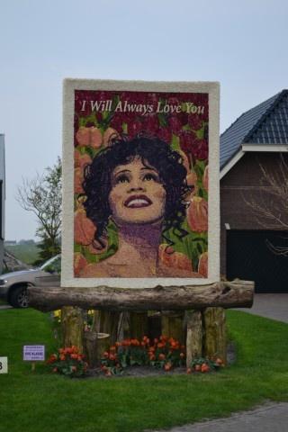 Mozaïek: Whitney Houston, I will always love you