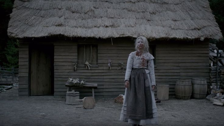 'The Witch' is in theaters on Feb. 19, 2016. Click for review and trailer.