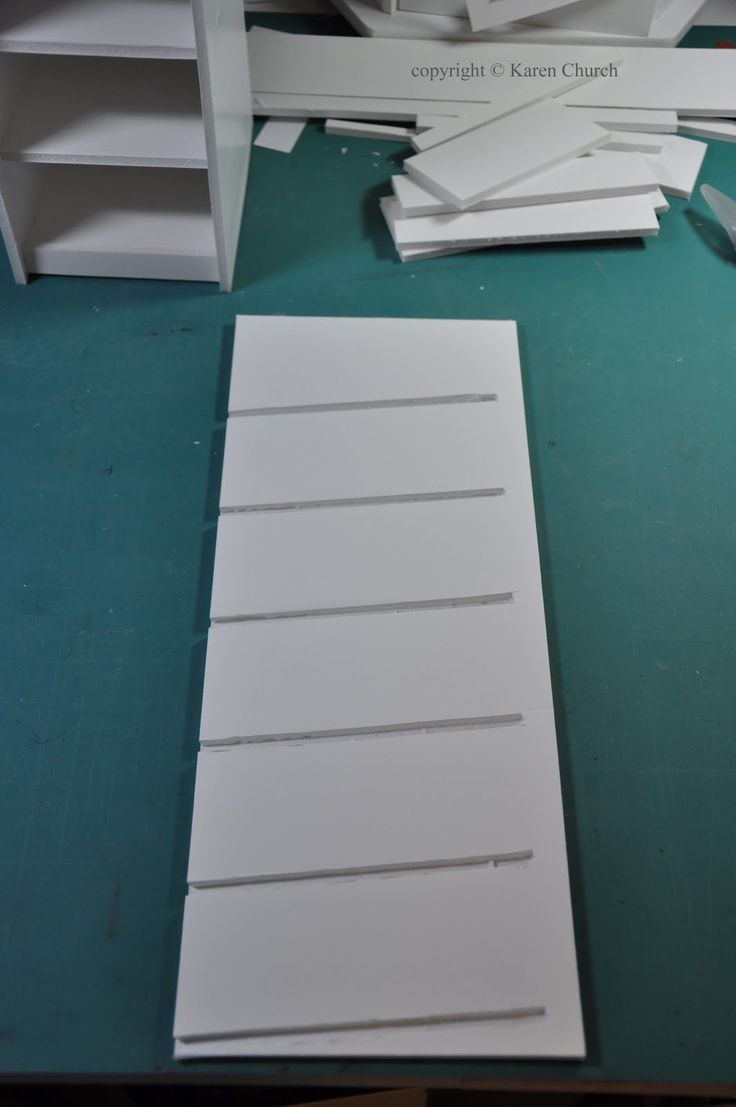 Foam board craft ideas - Make Your Own Copic Marker Storage Foam Board Is Really Sturdy Or Any Product In Your Craft Room