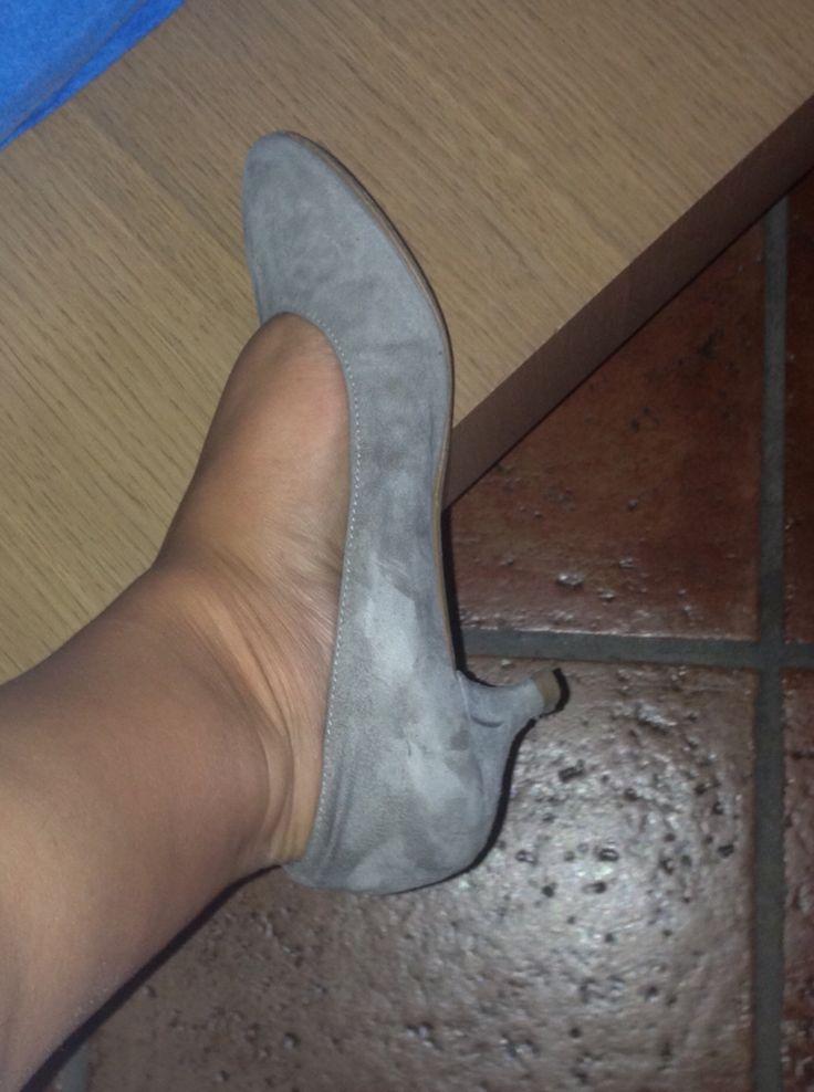 Scarpe grigie