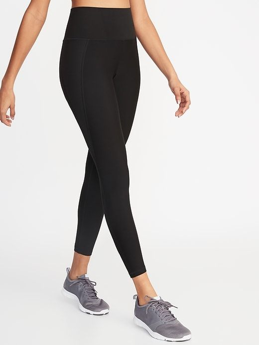 fcbedeec1 High-Rise Elevate Built-In Sculpt 7 8-Length Compression Leggings for Women