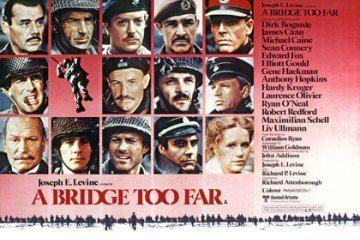 """Classic War Film Review: """"A Bridge Too Far"""" (1977)"""