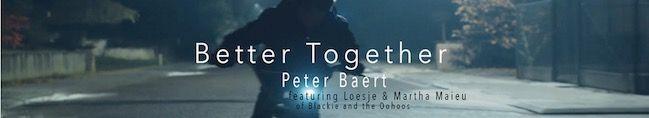 Better Together de Peter Baert, la canción que te pone los pelos de punta en el último spot de IKEA: Operation Tree http://blgs.co/Gl9T3y