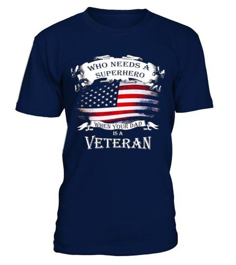 Veterans super hero