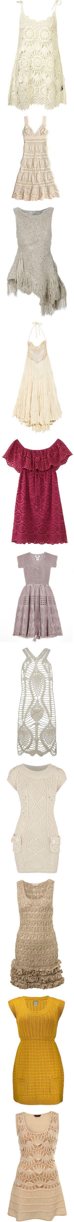 """""""Crochet & Knit"""" by liza1110 on Polyvore"""