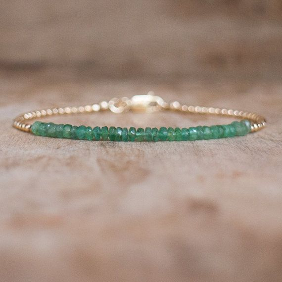 Hey, I found this really awesome Etsy listing at https://www.etsy.com/listing/462329066/emerald-bracelet-may-birthstone-zambian