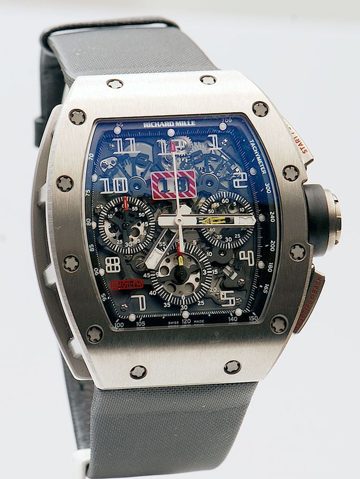 Richard Mille - very nice indeed
