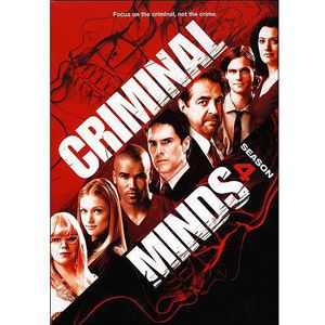 Criminal Minds: Season 4 (Widescreen)-walmart.com