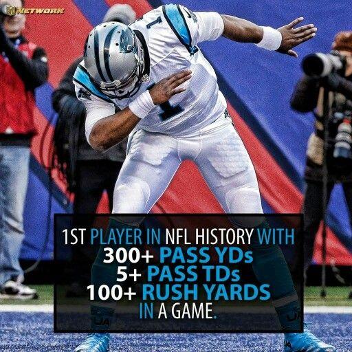Cam Newton, he has my vote for MVP  2015-16 NFL season.... Hands down!!!