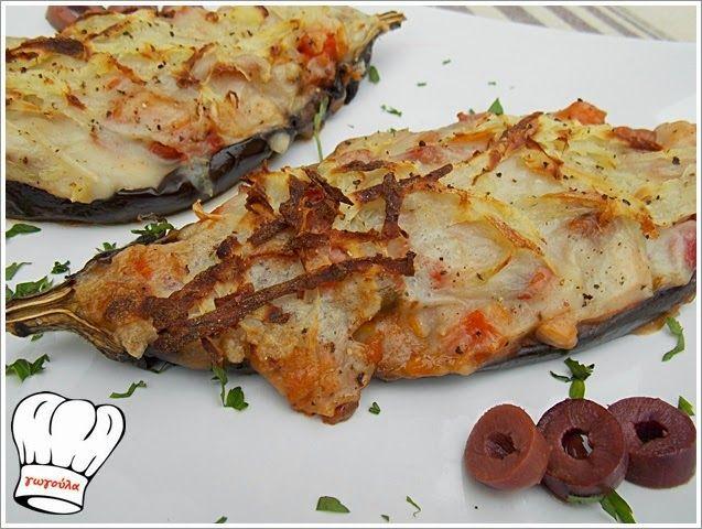 ΠΕΝΤΑΝΟΣΤΙΜΑ ΠΑΠΟΥΤΣΑΚΙΑ ΝΗΣΤΙΣΙΜΑ!!!   Νόστιμες Συνταγές της Γωγώς