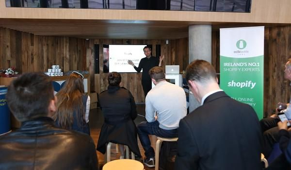 1st Official #Shopify #Meetup at #Ireland