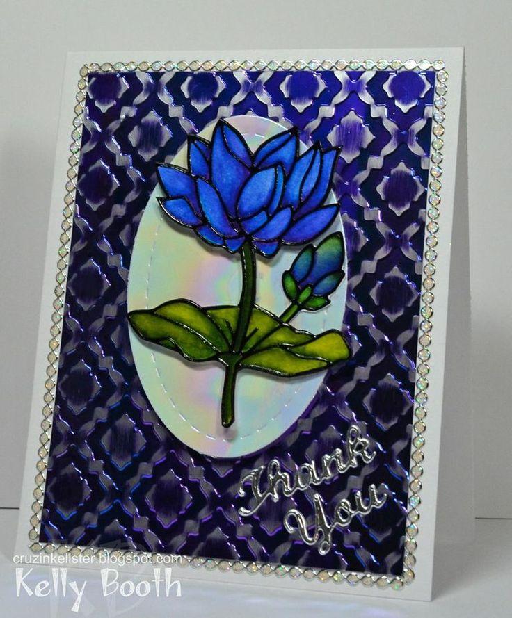 257 best outline sticker cards images on pinterest for Elizabeth craft designs glitter