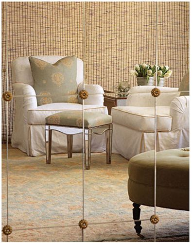 Mirrored wall how to