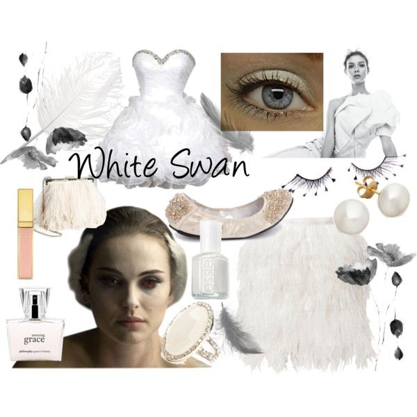 White Swan Inspiration #fashion