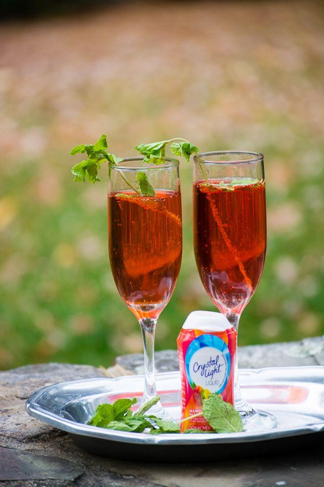 bella: Mocktails with Maddie // easy mocktail recipe