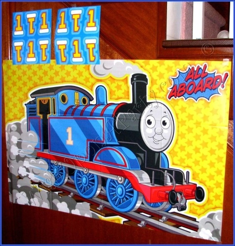 30 Best Thomas The Tank Engine & Friends Birthday Party