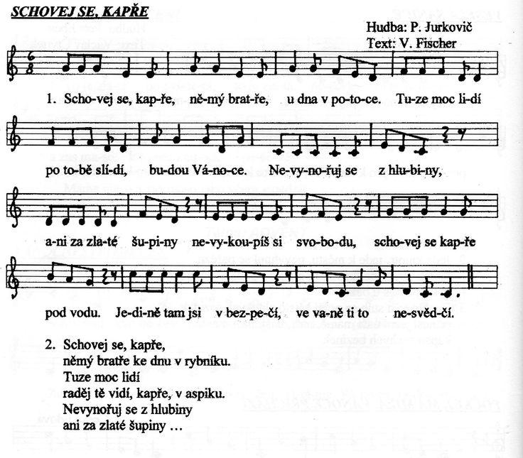 Kapr-noty