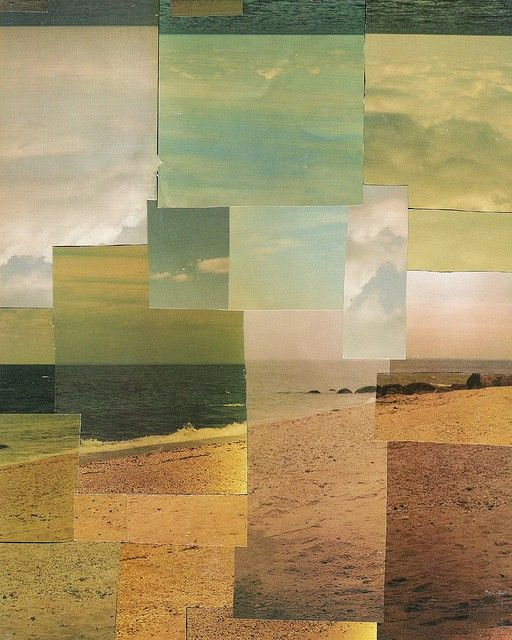 Nathan Bussiere - Collage photograph art